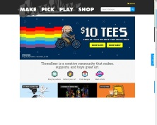 threadless website